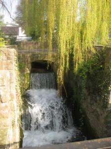 Wasserfall Walkemühle