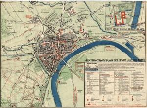 Stadtplan-Höxter von 1930 von Held steht zur Verfügung und ist für 5 € zu erwerben.